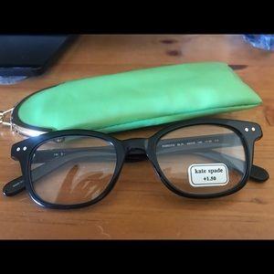Kate Spade readers glasses